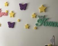 dekorativna 3D slova