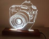 3d lampe led