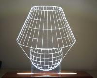 lampe design 3d
