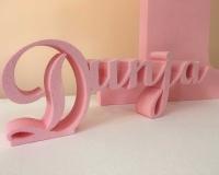 Dečija imena 3D slova